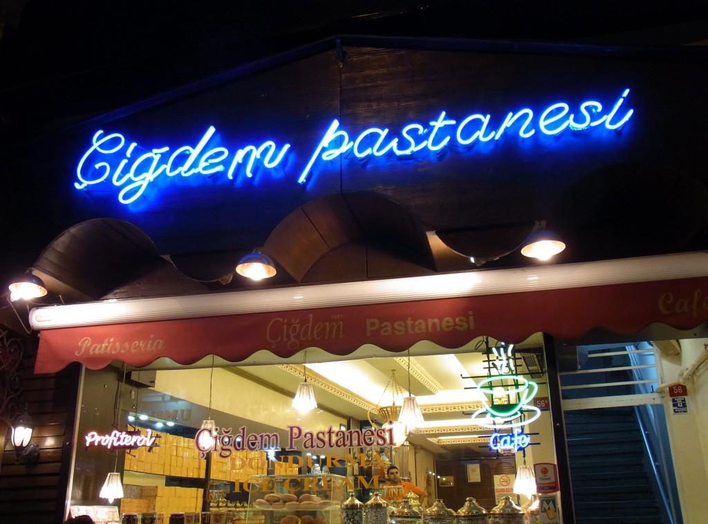 Çiğdem Pastanesi