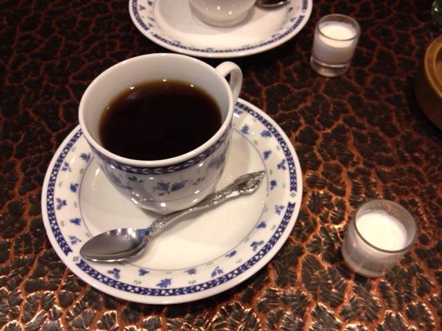 「Coffee Bob(八丁堀)」男の喫茶店