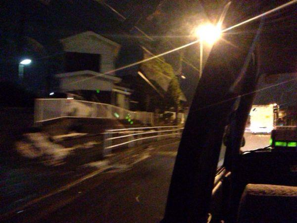 茅ヶ崎ー辻堂間をタクシーで移動してみました