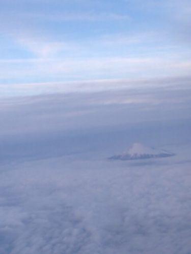 飛行機から富士山を拝む方法