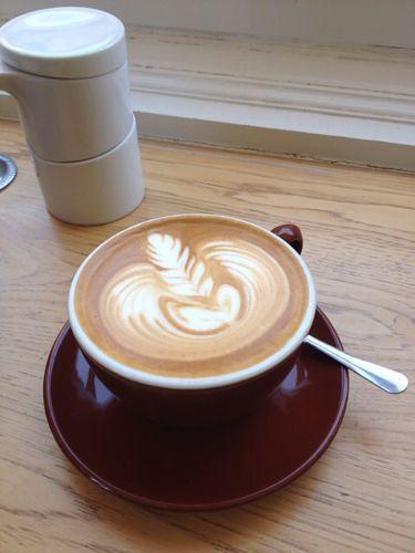 サンフランシスコのブルーボトル・コーヒーに行ってきた