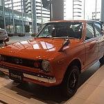 美しい! 日産チェリーX-1 1971年PE10型