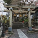 修善寺の神社で心を整えてきた