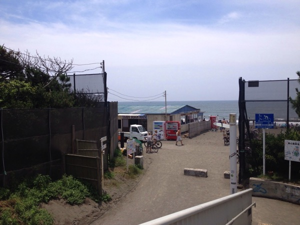 辻堂海水浴場海の家