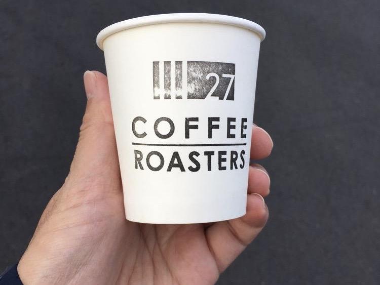 27コーヒーロースターズ