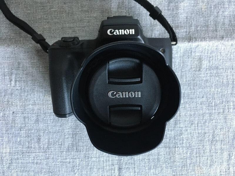 Canon純正レンズフードEW-53