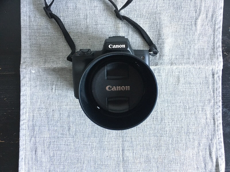 Canon純正レンズフードET-54B